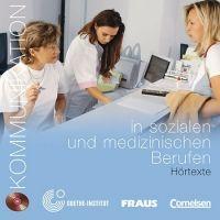 FRAUS Kommunikation in sozialen und medizinischen Berufen CD cena od 286 Kč