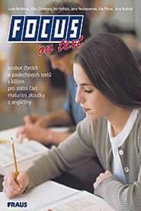 Kolektiv autorů: Focus on Text - učebnice cena od 138 Kč