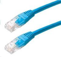 LYNX CS Patch kabel Cat5E, UTP - 3m , modrý