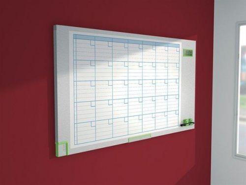 NOBO PERFORMANCE Plánovací tabule měsíční