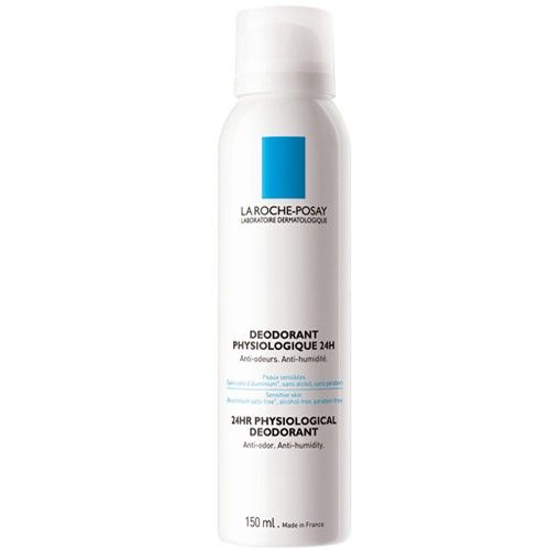 La Roche Posay Fyziologický deodorant pro citlivou pokožku Physiologique 150 ml