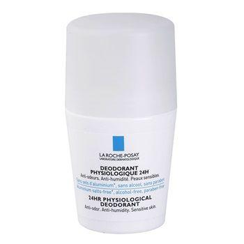 La Roche Posay Fyziologický deodorant roll on 24H (24HR Physiological Deodorant) 50 ml