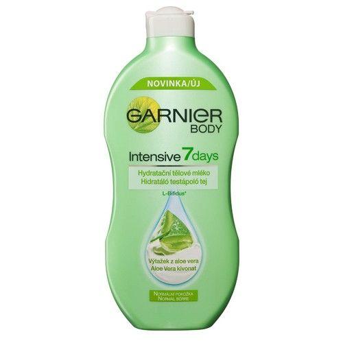 Garnier Hydratační tělové mléko s aloe vera 400 ml