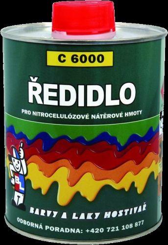 Barvy a Laky Hostivař BAL C6000 400 ml