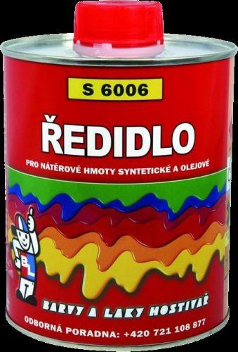 Barvy a Laky Hostivař BAL S6006 700 ml