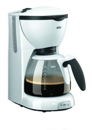 Braun CaféHouse KF 520 cena od 1074 Kč