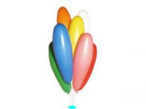 Globos Zeppelin 13/70cm (směs 9-ti barev) cena od 0 Kč