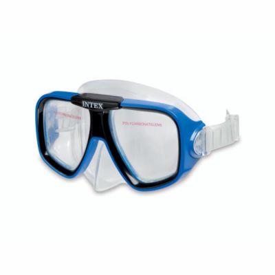 Intex Sportovní plavecká maska, červená/ modrá cena od 105 Kč