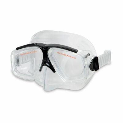 Intex Sportovní plavecká maska, průhledné obroučky cena od 105 Kč