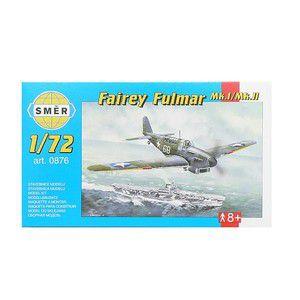SMĚR Letadlo Fairey Fulmar Mk.I/II