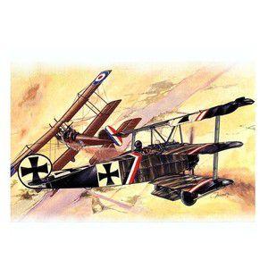 SMĚR Letadlo Fokker Dr.I cena od 89 Kč