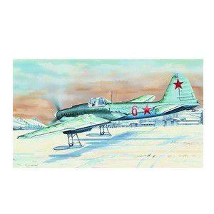 SMĚR Letadlo Iljušin IL - 2 1:72 cena od 109 Kč