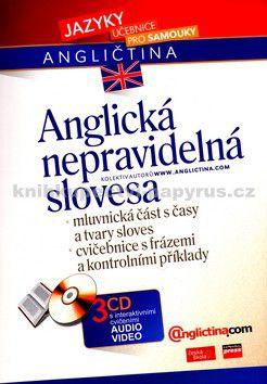 Břetislav Smysl: Anglická nepravidelná slovesa + 3x CD cena od 0 Kč