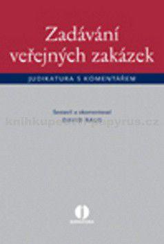 David Raus: Zadávání veřejných zakázek cena od 275 Kč