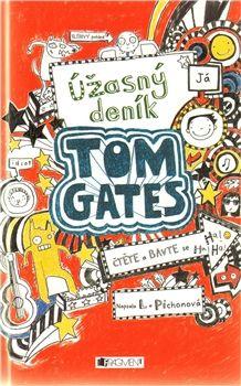 Liz Pichon: Tom Gates - Úžasný deník - Čtěte a bavte se cena od 135 Kč