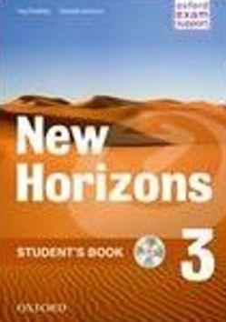 Radley Paul: New Horizons 3 Students´s Book with CD pack cena od 303 Kč