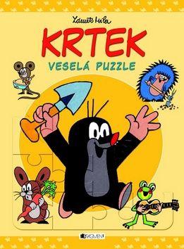 Zdeněk Miler: Krtek – veselá puzzle cena od 298 Kč