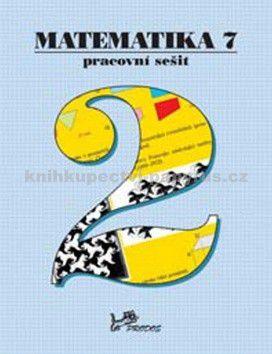 Josef Molnár, Libor Lepík, Hana Lišková: Matematika 7 Pracovní sešit 2 cena od 40 Kč