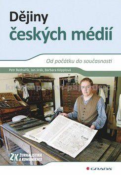 Dějiny českých médií cena od 0 Kč