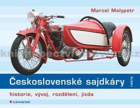 Marcel Malypetr: Československé sajdkáry cena od 305 Kč