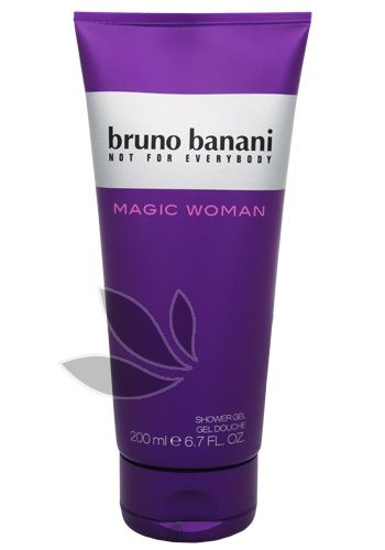 Bruno Banani Magic Woman 200 ml