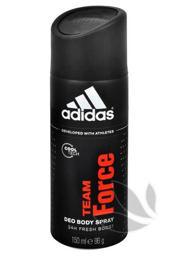 Adidas Team Force deodorant ve spreji 150 ml
