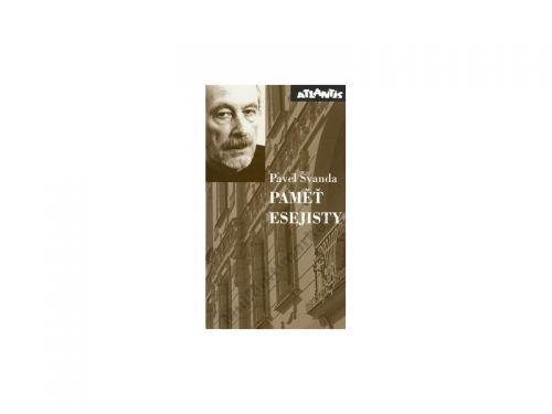 Pavel Švanda Paměť esejisty cena od 299 Kč