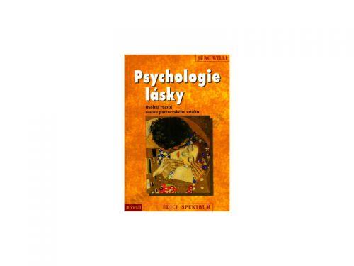 Jürg Willi Psychologie lásky cena od 305 Kč