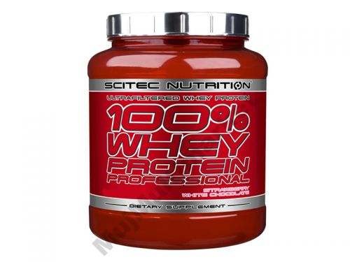 Scitec Nutrition 100% Whey Protein Professional 2,3kg - vanilka / berry