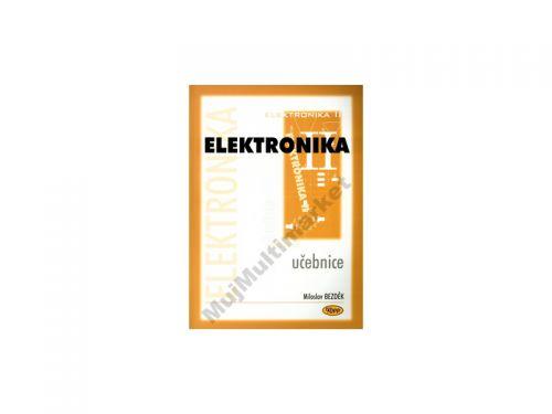 Miloslav Bezděk: Elektronika II. cena od 163 Kč