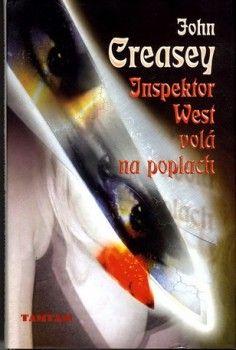 John Creasey: Inspektor West volá na poplach cena od 99 Kč