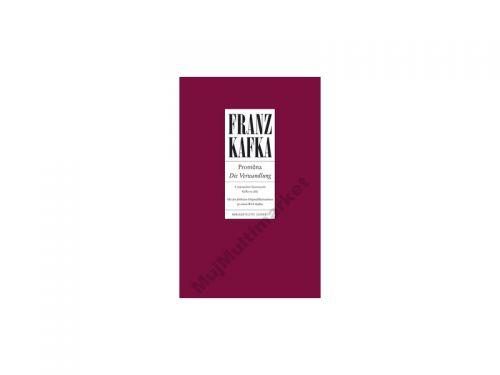 Franz Kafka Proměna Die Werwandlung cena od 254 Kč