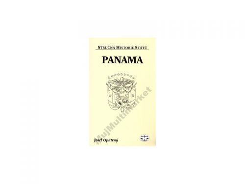 Josef Opatrný: Panama - Stručná historie států cena od 49 Kč