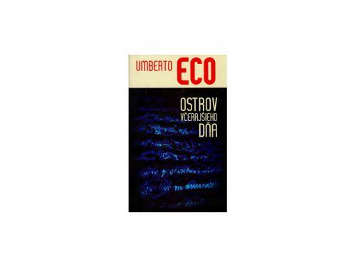 Umberto Eco Ostrov včerajšieho dňa cena od 307 Kč
