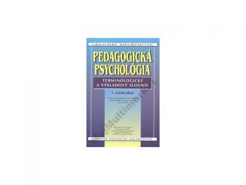 Kolektív autorov Pedagogická psychológia cena od 122 Kč