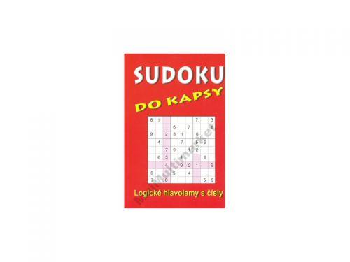 TELPRES Sudoku do kapsy 3/2006 cena od 20 Kč