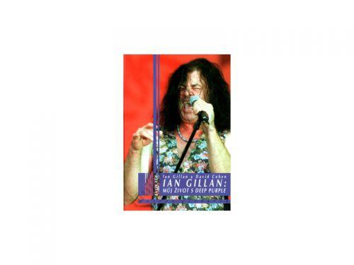 David Cohen, Ian Gillan: Ian Gillan: Můj život s Deep Purple cena od 408 Kč