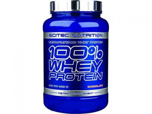 Scitec Nutrition 100% Whey Protein 2350g - vanilka