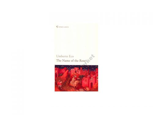 Umberto Eco The Name of the Rose cena od 238 Kč