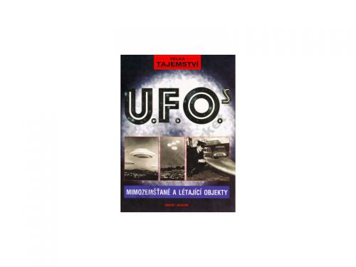 Robert Jackson UFO cena od 137 Kč