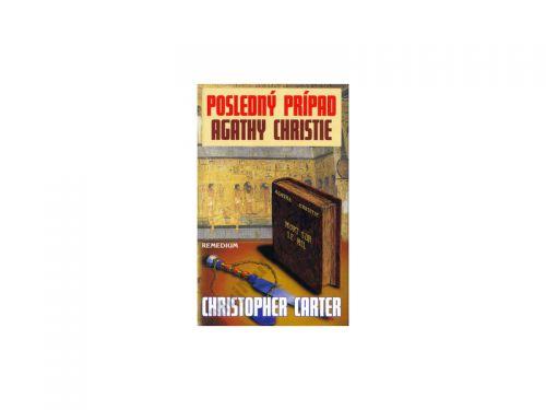 Christopher Carter Posledný prípad Agathy Christie cena od 186 Kč