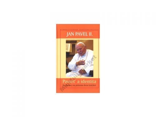 Jan Pavel II. Paměť a identita cena od 178 Kč