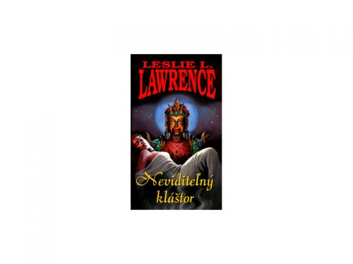 Leslie L. Lawrence Neviditeľný kláštor cena od 180 Kč
