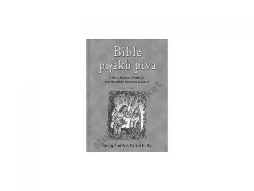 Gregg Smith Bible pijáků piva cena od 0 Kč