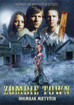 Řitka Video Zombie Town: Soumrak mrtvých DVD