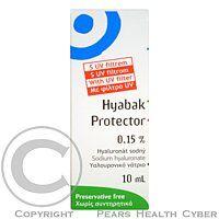 GLIM-P.PEROUTKOVA Hyabak Protector 0.15% gtt. 10ml