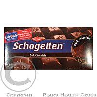 EMCO Schogetten hořká čokoláda 100g