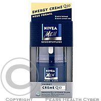 BEIERSDORF PRAHA NIVEA For men Face Care energy krém Q10 50ml