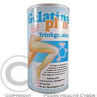 ANTON HUBNER CO. Gelatina Plus 500g želatinový nápoj