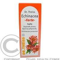 DR.THEISS NATURWAREN HOMBURG Dr.Theiss Echinacea forte kapky 50 ml
